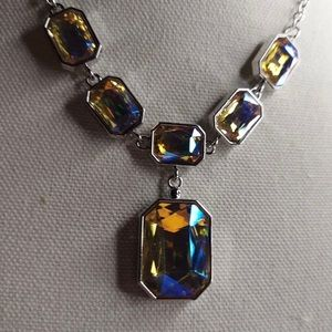 Paparazzi Oil Spill Necklace